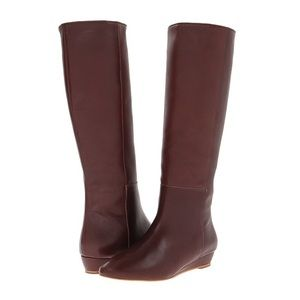 Loeffler Randall Matilde Boots in Chestnut