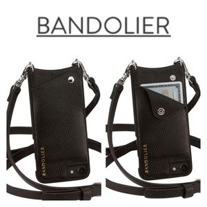 Bandolier 'Emma' iPhone 6/7 Plus Crossbody Case