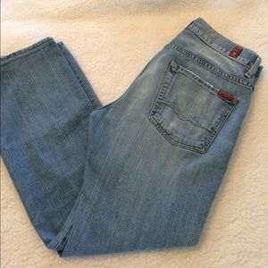 7 FOR ALL MANKIND Women's Bootcut Jeans size 31