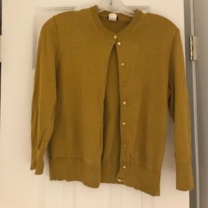 J.Crew Jackie cardigan sweater