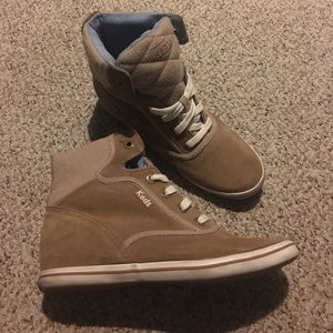 Keds Suede Hightop