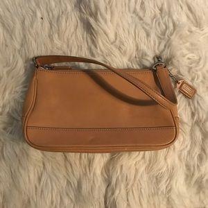 🔴 Coach | Leather Demi, Cognac