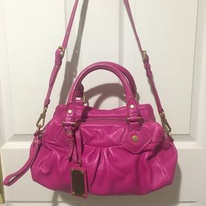 Marc by Marc jacobs classic bag -bright pink