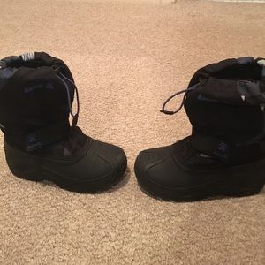 Kamik Boys Snowcloud 3 Winter Boots