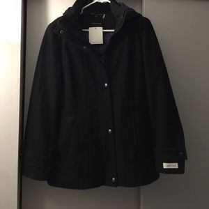 Black Calvin Jacket