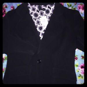 NWT 3/4 sleeve blazer