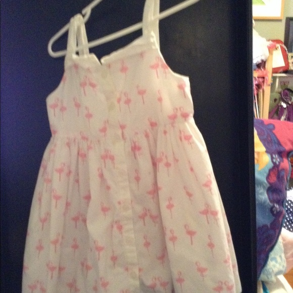 0eb911f54242 Janie and Jack Dresses | Girls 34t Flamingo Dress | Poshmark