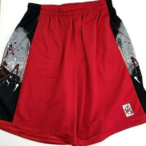 2ba8c155936 Jordan Shorts - Red Jordan Shorts 3XL