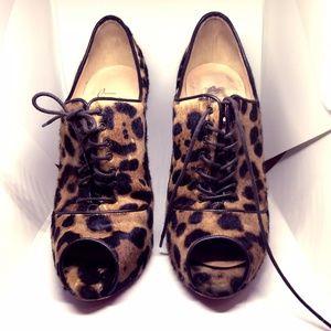 Leopard Hair Christian Louboutin Heels
