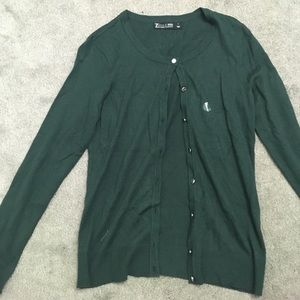 Never worn New York & Company cardigan size SM