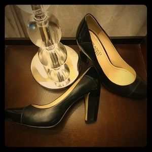 Black Sheep and Patent Leather heels