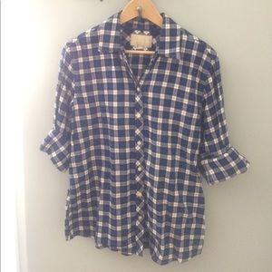 BR Soft Wash Flannel Shirt