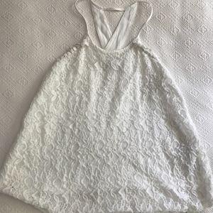 Abercrombie Kids Lace Tank Top - Size XL 16