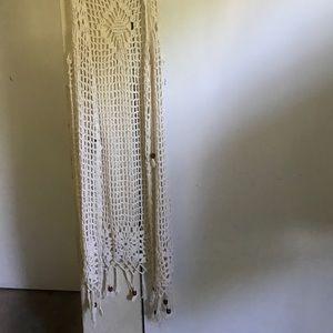 Knit festival cardigan