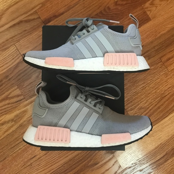 super popular 7ec00 6ebd1 Adidas NMD R1 BY3058 Vapour Pink/Grey 6