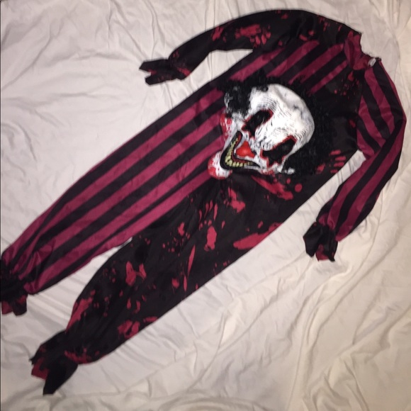 Spirit Halloween Clown Costumes Kids.Kids Scary Clown