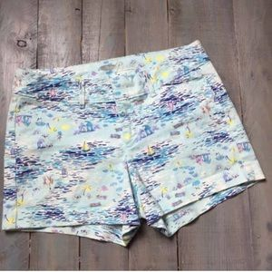 Old navy nautical print pixie shorts!