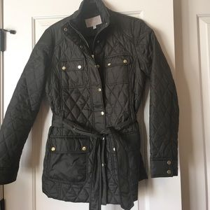 Euc   Banan Republic quilted jacket