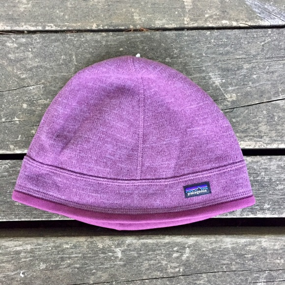 49c6a89aa28 Patagonia Better Sweater Winter Hat Beanie Purple.  M 59c8428613302a176c045f7e