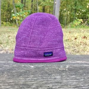 e1fd425454a Patagonia Accessories - Patagonia Better Sweater Winter Hat Beanie Purple