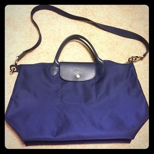 💯 Authentic LONGCHAMP Le Pliage Neo Medium Tote