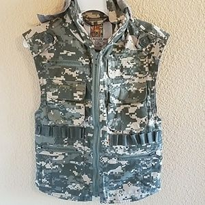 Army Vest for Little Boy Size XS (5)