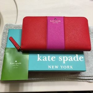 Authentic Kate Spade wallet!