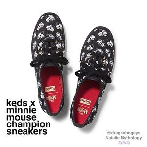 Keds x Minnie Mouse Champion Sneakers