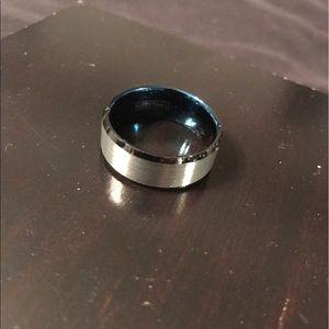 Other - Tungsten size 14  10mm wide wedding band