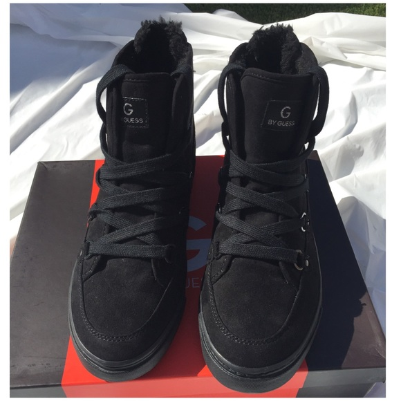 big sale f22bc 3a10b G by Guess Otter High-Top Sneaker (22)