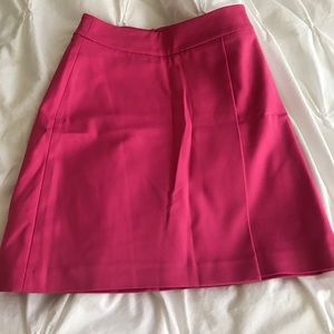Like New Zara Hot Pink Pencil Skirt