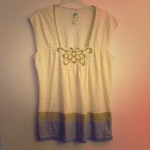 C. Keer Anthropologie Blouse