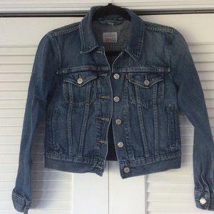 """Levi jean """"trucker"""" jacket"""