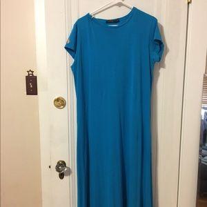 Ralph Lerann long maxi dress