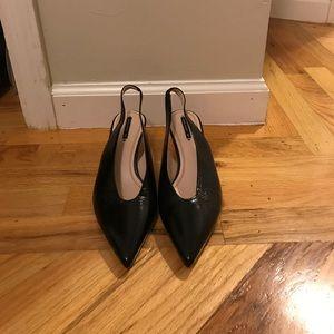 Zara Basic Kitten Heel / Size 38