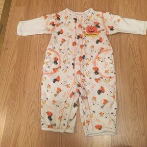 Other - Unisex baby's 1st Halloween one piece 6-9