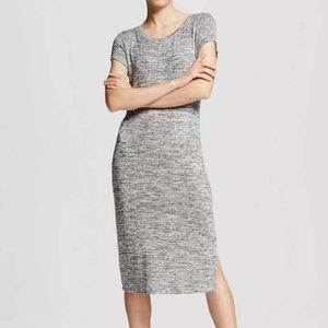 🍂 Mossimo Grey Knit Sweater Dress 🍂