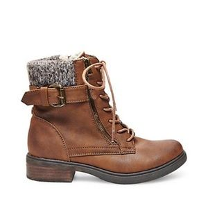 STEVE MADDEN - MIMSY BOOTS
