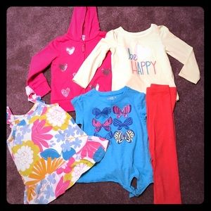 Other - Girls 2T bundle