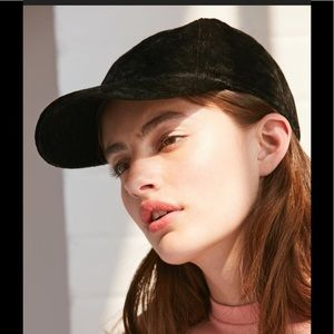 Urban Outfitters Terry Baseball Hat