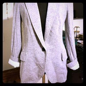 ZARA Basic Knit Blazer