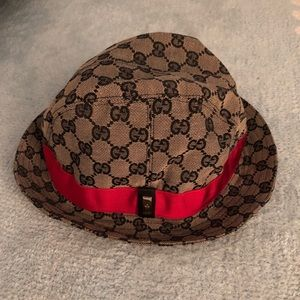 New Authentic Gucci Hat