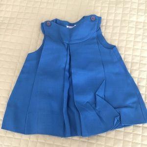 Baby Girl Vintage Dress.