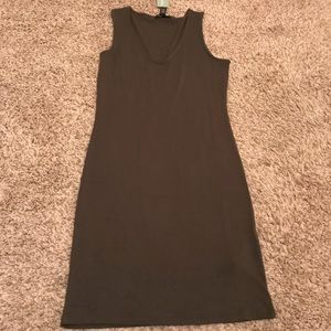 Forever 21 Women's Plus T-shirt Dress Size 0x