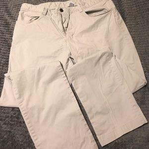 Calvin Klein Men's casual khakis 36x32 slim fit