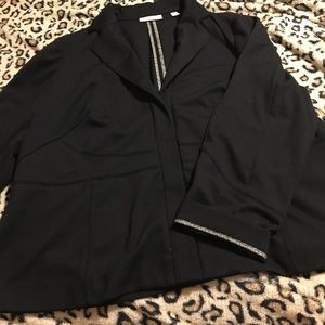 Coldwater Creek Jackets & Coats - Gently used Black Business Blazer