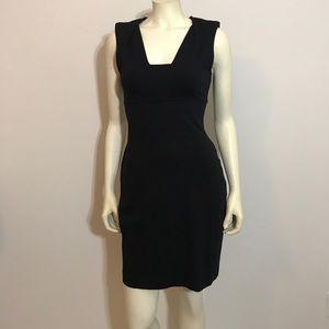 Express black mini dress small