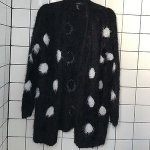 Forever 21 Fuzzy Cozy Sweater size S