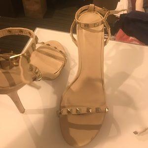Wild diva lounge studded heels