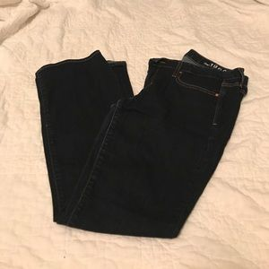 GAP dark jeans